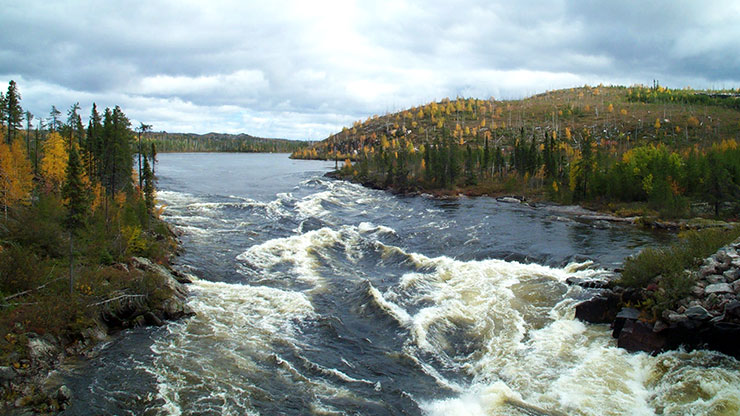 Plan Nord and Indigenous peoples: Globalization and development in Northern Quebec