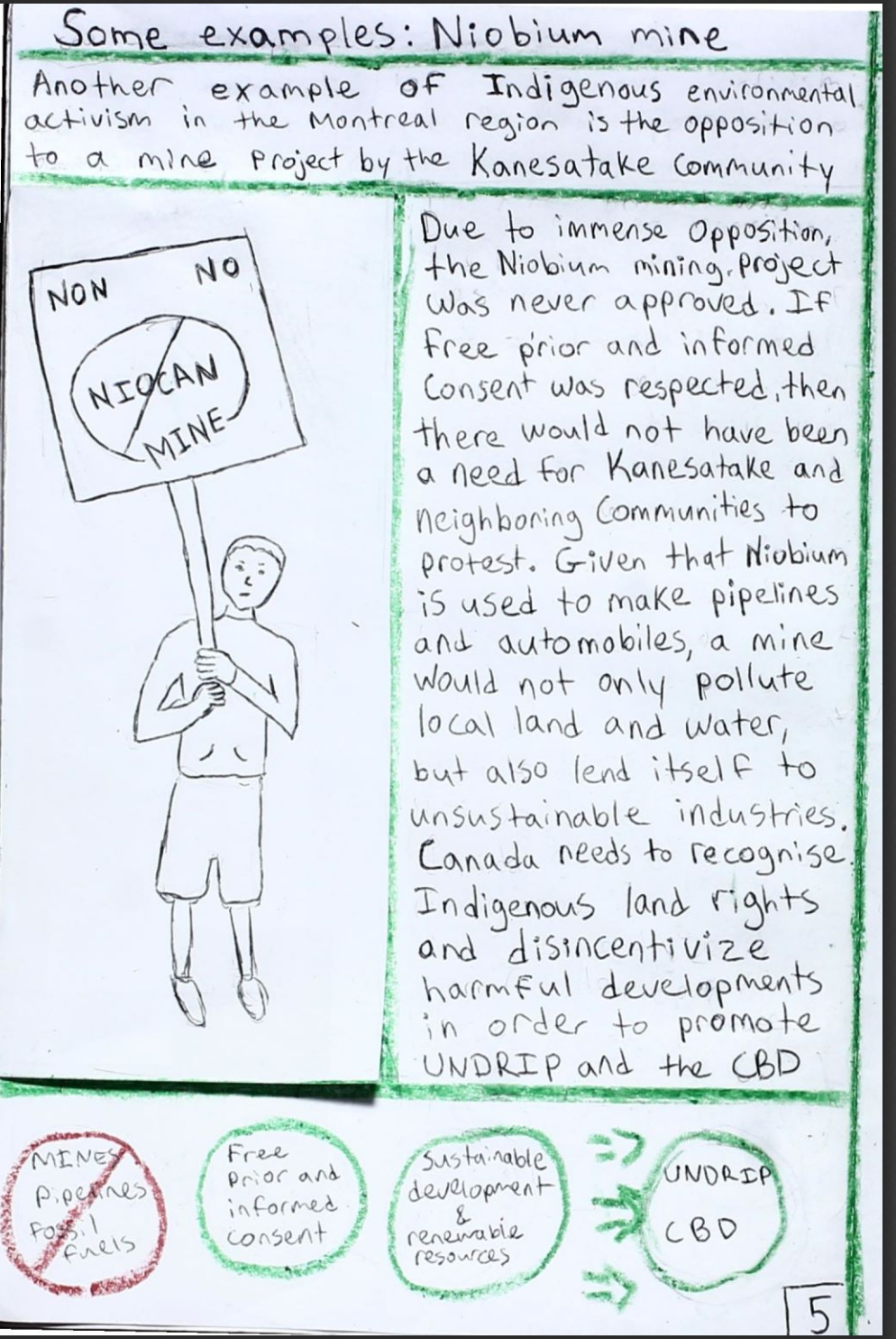 International Agreements and Indigenous Environmental Activism 7