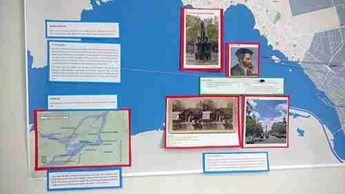 Decolonizing Montreal Maps